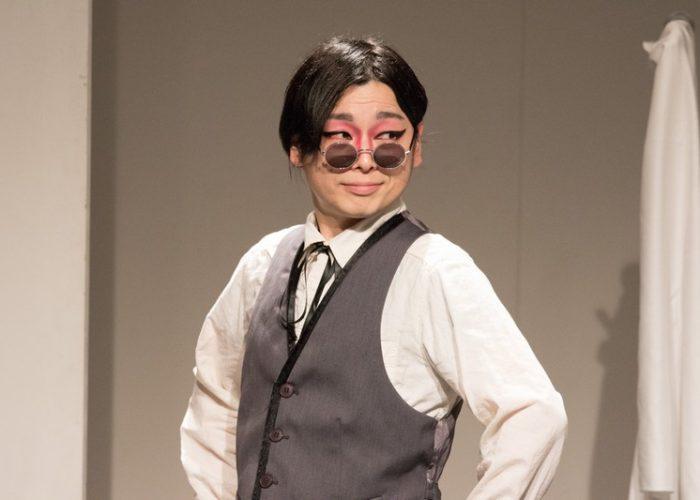りくろあれ×舞台芸術創造機関SAI『贋作マッチ売りの少女』神奈川公演-ジオ-